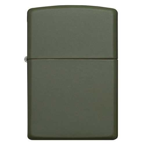 Zippo Windproof Lighter Green Matte