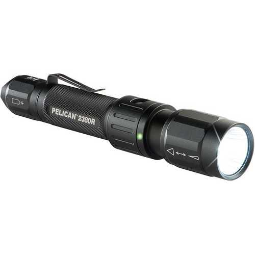 Pelican 02380R-0000-110 2380R Rechargeable LED Flashlight
