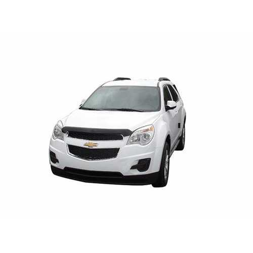 Auto Vent Shade Bugflector II Dark Smoke Hood Shield for 2010-2017 Chevrolet Equinox
