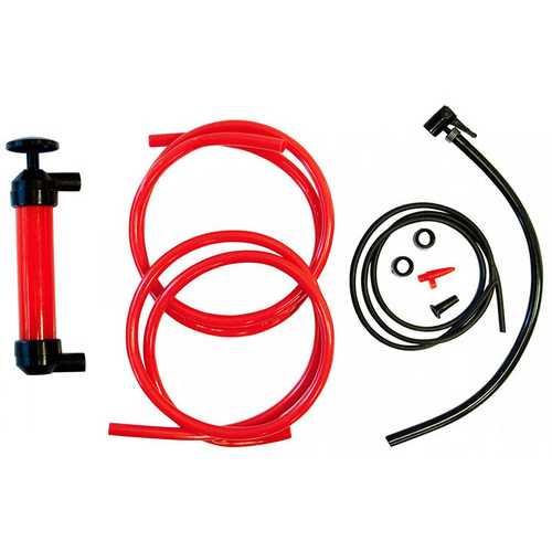 OEM Tools 25713 Fluid Transfer Pump for Gas Oil Liquids and Air