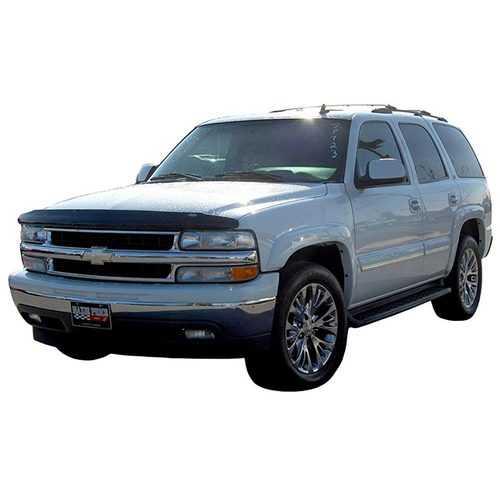 Auto Vent Shade Bugflector II Dark Smoke Hood Shield for 2000-2006 Chevrolet Tahoe