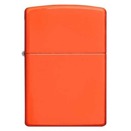 Zippo Windproof Lighter Neon Orange