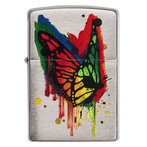 Zippo Windproof Lighter Butterfly