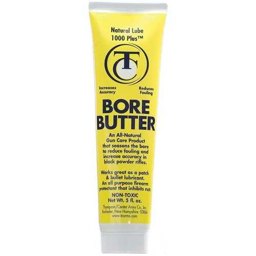 TC NATURAL LUBE 1000 PLUS BORE BUTTER IN TUBE PATCH LUBE OVERALL PROTECTANT 5 OZ TUBE
