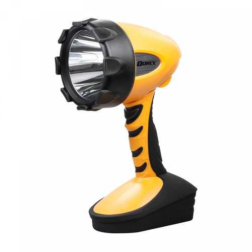 Dorcy 4 C Hands Free Swivel Head Spotlight 500 Lumens