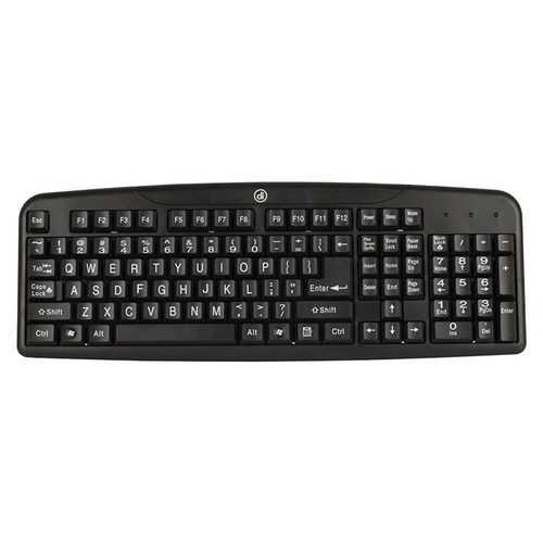 Digital Innovations EasyView USB Keyboard