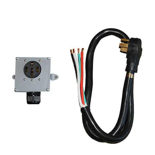 Hughes Internal Hardwired Mounting Kit for RV22050SP - 50 Amp