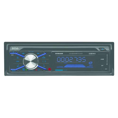 """Boss 508UAB CD/MP3 AM/FM Receiver With USB/SD Plus one Pair of 6.5"""" Speakers"""