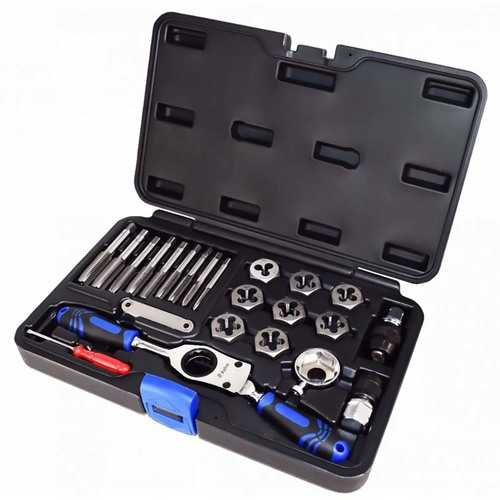 Astro  Tool 7582 Metric Automotive Tap & Die Set