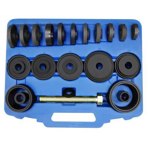 Astro Tool 78825 Master Front Wheel Bearing Adapter Puller Kit Grade 8 Drive Bolt