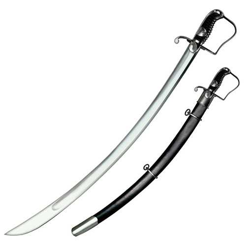 Cold Steel 1796 Light Cavalry Saber (Leather Scabbard)