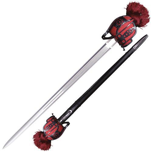 "COLD STEEL Scottish Broad Sword 31-1/2"" Carbon Steel Blade"