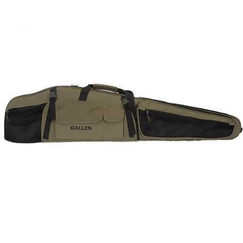 """Allen Dakota-RFL Gear Fit Rifle Case 48"""" Green/Black"""