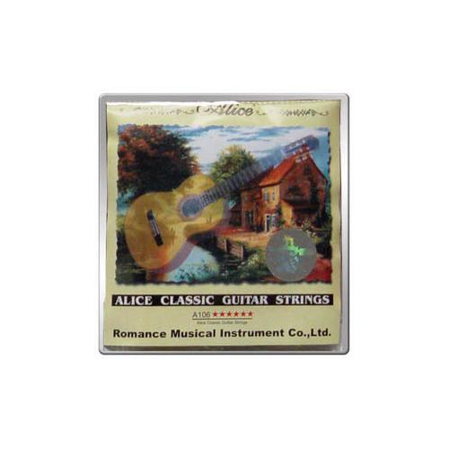 GUITAR STRINGS CLASSIC STEEL NIPPON AMERICA *A106H*