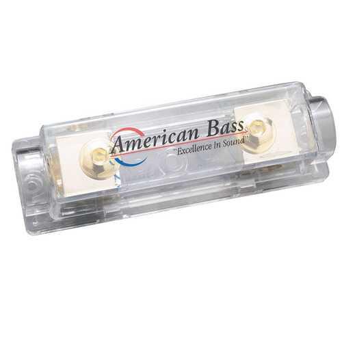 American Bass 1/0 Gauge Fuse Holder