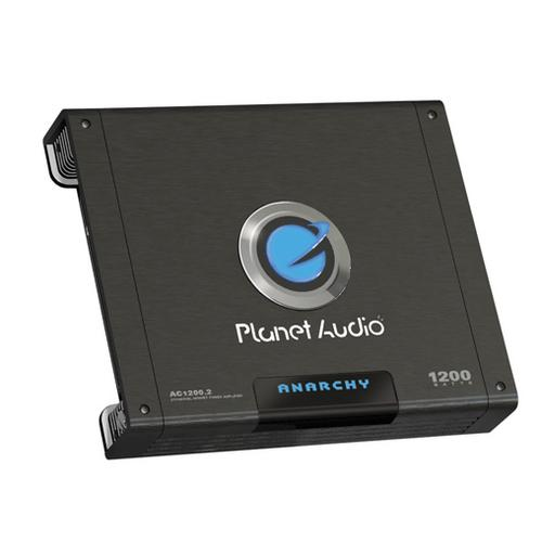 Planet Mosfet 2CH Amplifer 1200W Anarchy Series