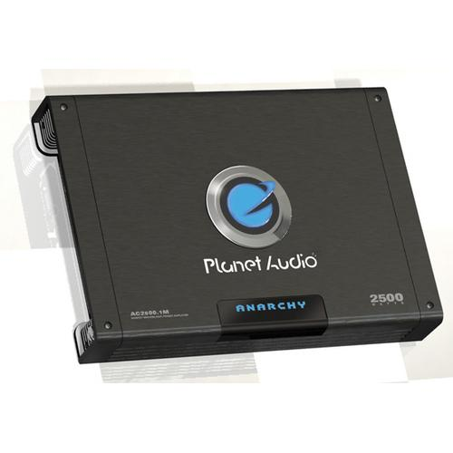 Planet Class A/B Monoblock Amplifer 2500W Anarchy Series