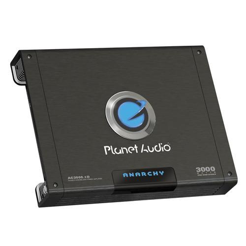 Planet Class D Monoblock Amplifer 3000W Anarchy Series