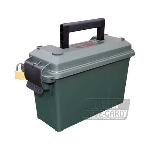 MTM 30 Caliber Ammo Can (Tall Forest Green)
