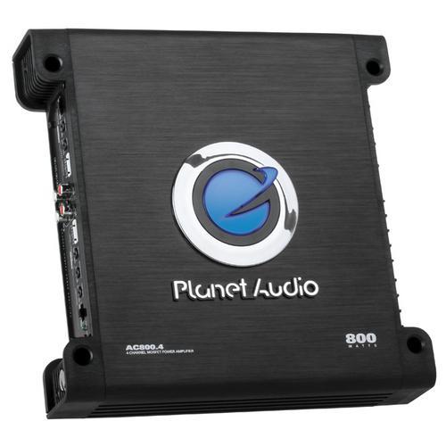 Planet 4CH 800W Max Amplifier