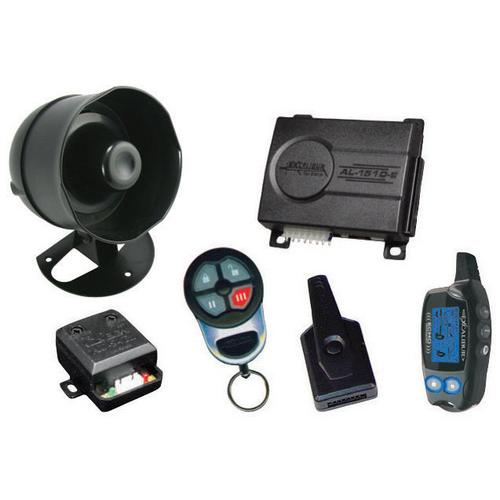 Omega 2-way keyless entry and security system 1 2-way remote 1 standard remote