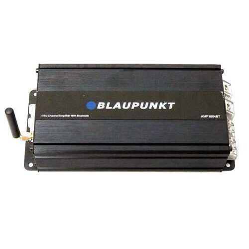 Blaupunkt D Class Amplifier 4-Channel 1600Watts