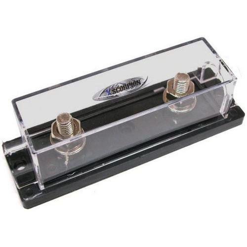 Xscorpion Platinum 0/2/4Ga In & Out Fuse Holder