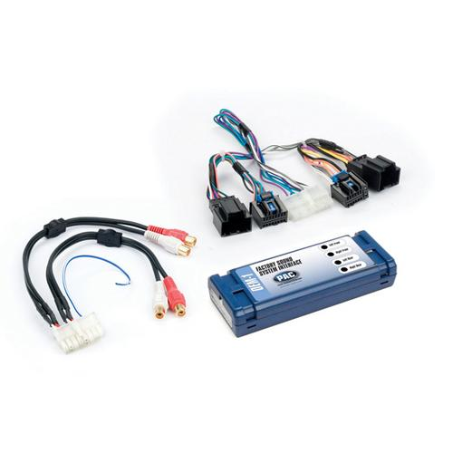 AMPLIFIER INTERFACE FOR USE WITH OS3BOSE 06-07 VEHICLES