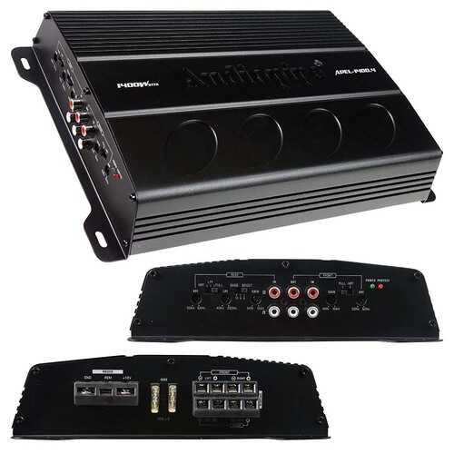 Audiopipe 4 Channel Amplifier 1400 Watts
