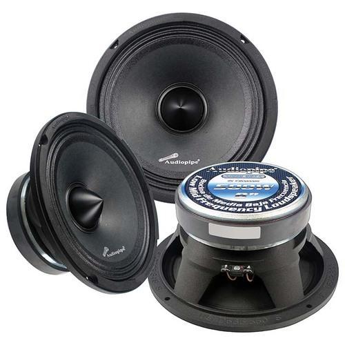 "Audiopipe 8"" Mid Range Speaker-Each"