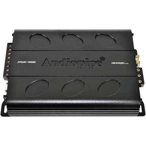 Audiopipe 4CH 1200W Amplifier