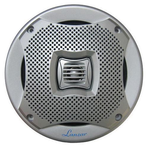 """Lanzar Marine 5.25"""" 2-Way Speakers (Silver)"""