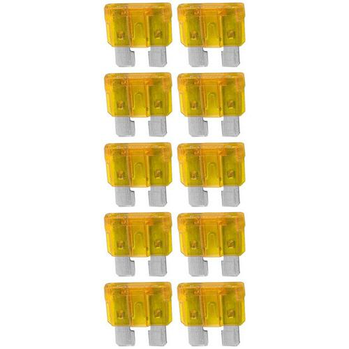 (IS-ATO-40) 40A ATC Fuse 25PC BAG; INSTALLATION SOULITION