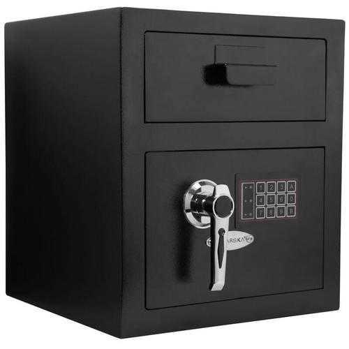 Barska 0.72 Cubic Ft Keypad Depository Safe