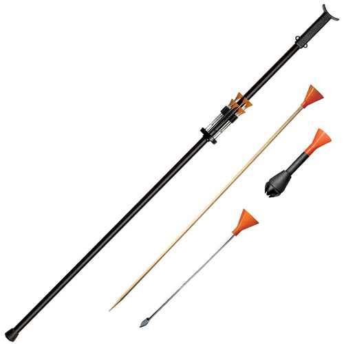 COLD STEEL 4 FOOT .625 BLOWGUN BIG HORN HUNTING WEAPON