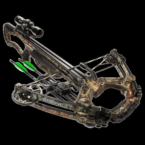 Barnett Raptor Pro STR Crossbow Realtree Xtra Camo BAR78005 One Size