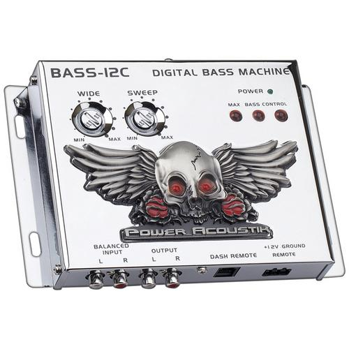 Power Acustik Digital Bass Reconstruction Processor