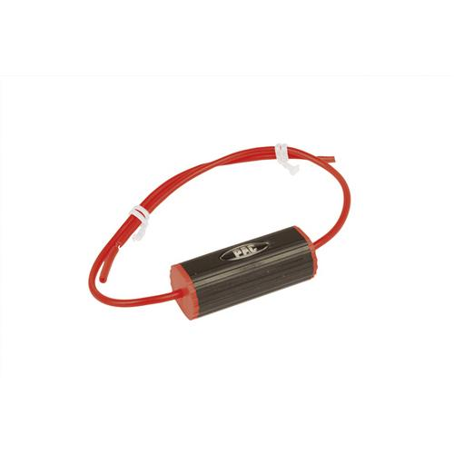 BASS BLOCKER 0-2.8 kHz @ 4 OHMS PAC; *PACKAGED PAIR.* RED WIRE