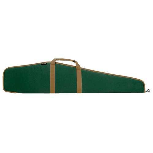 Bulldog Extreme rifle case green with tan trim 48 Inch