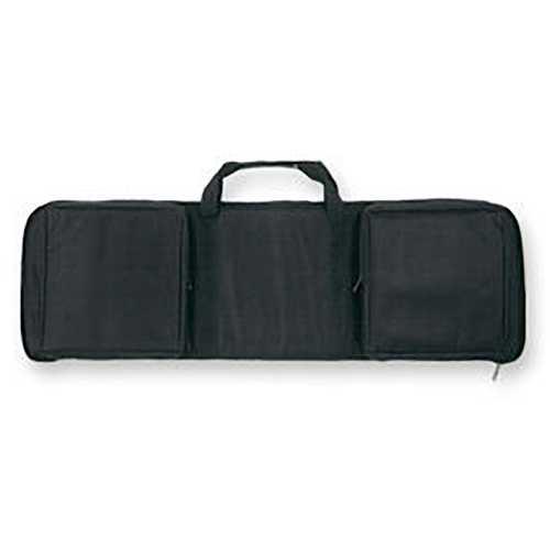 Bulldog Extreme rectangle discreet assault rifle case 40 Inch  Black