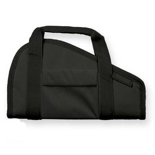 Bulldog Black pistol rug  medium w/accessory pocket