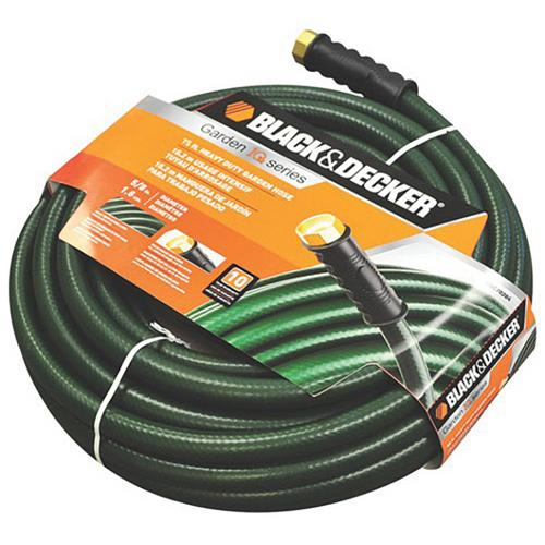 "Black & Decker 5/8""x100' Heavy Duty Garden Hose"