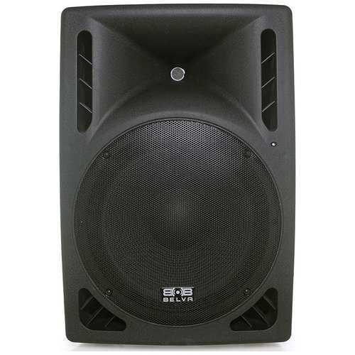 "Belva 12"" Amplified DJ Speaker 2-way 800 Watts"