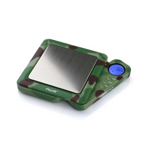 American Weigh Camo Blade Digital Pocket Scale 100 by 0.01 G