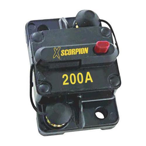 CIRCUIT BREAKER 200 AMP XSCORPION