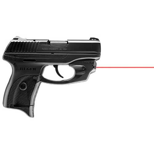 LaserMax Centerfire Laser Red For use on Ruger LC9/LC380/LC9s