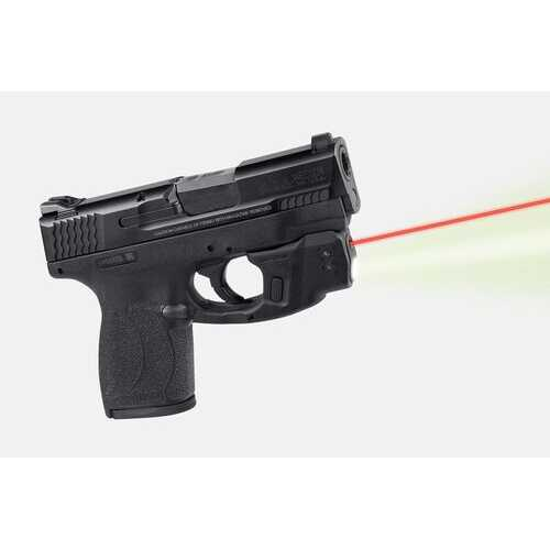 LaserMax Centerfire Laser/Light Red - For S&W Shield Shield M2.0 9mm/.40S&W