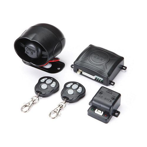 Omega Crime Guard car alarm keyless entry