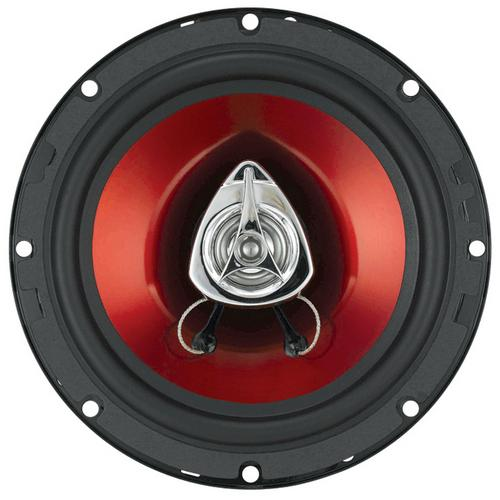 """Boss 6.5"""" Speaker 2-Way red poly injection cone"""
