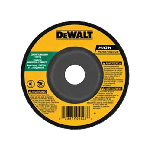 """DeWalt 7""""x1/8""""x7/8"""" Masonry Cutting Blade"""